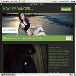 Active Kaylee Danger Passwords