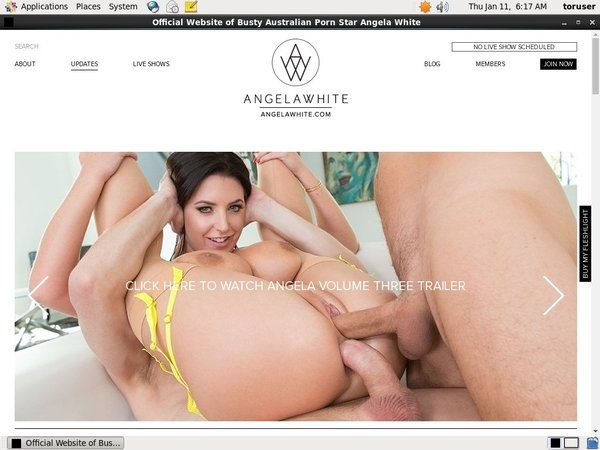 Angela White Password Login
