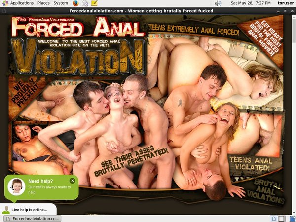 Forcedanalviolation.com Paysites Reviews