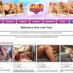 Girls Love Toys Membership Account