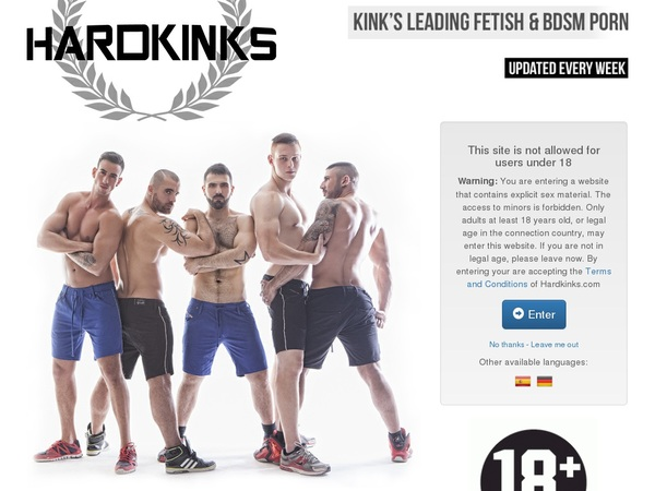 Hardkinks.com Join Now
