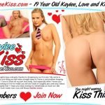 Limited Kaylee Kiss Discount Offer