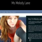 Ms Melody Lane Paypal Deal