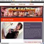 Kim's Amateurs Pago