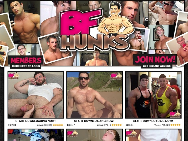 BF Hunks Discount Join